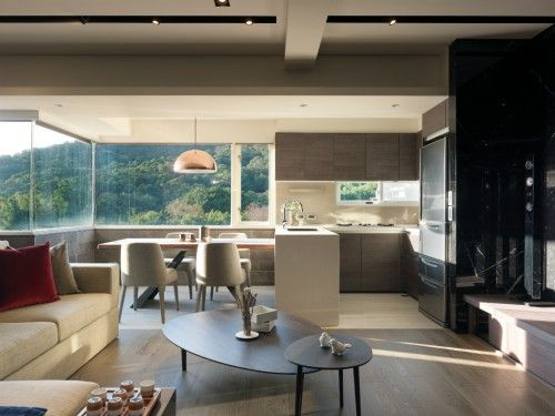 大雄設計SNUPER DESIGN》巧妙化繁為簡,讓窗景成為最美的家飾品 @ 綠‧建築家 :: searchouse.net