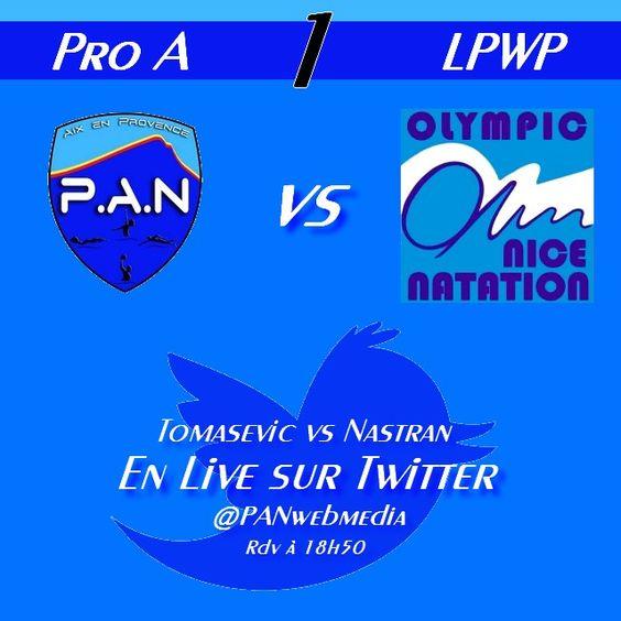 Annonce du Live tweet 1ère journée de Pro A 2014-2015
