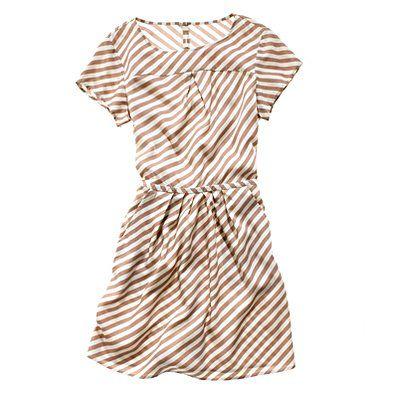 clipper stripe dress, madewell: Cute Dresses, Dress Fashion, Casual Summer Dresses