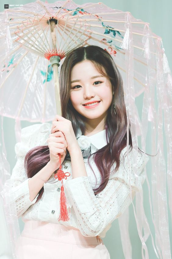 IZ*ONE Jang Won Young 19/04/12