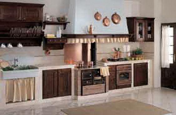 Gemauerte küche in 2019 | Gemauerte küche, Küche und Küche ytong