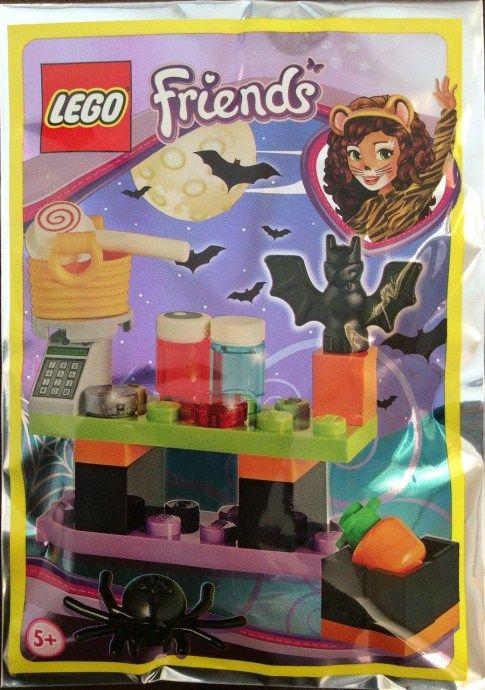 Lego Friends 2020 Halloween FR561610 1 in 2020 | Lego friends sets, Lego friends, Lego girls