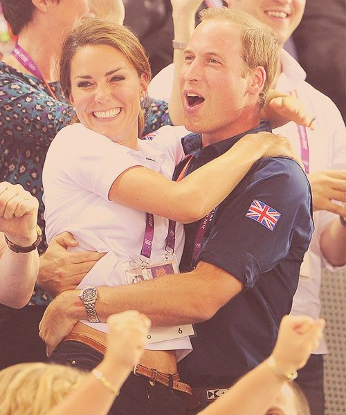 Could they be any more adorable?: London Olympic, Royal Family, Cutest Couple, William Kate, Kate Middleton, Prince William, 2012 Olympic, British Royal, The Royals