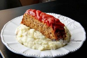 Grandma's Old Fashioned Meatloaf - The Kitchen Whisperer