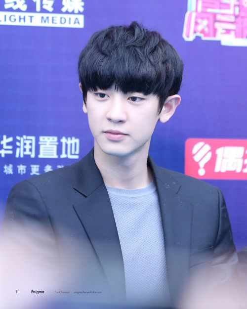 Chanyeol - 160409 16th Top Chinese Music Awards, red carpet