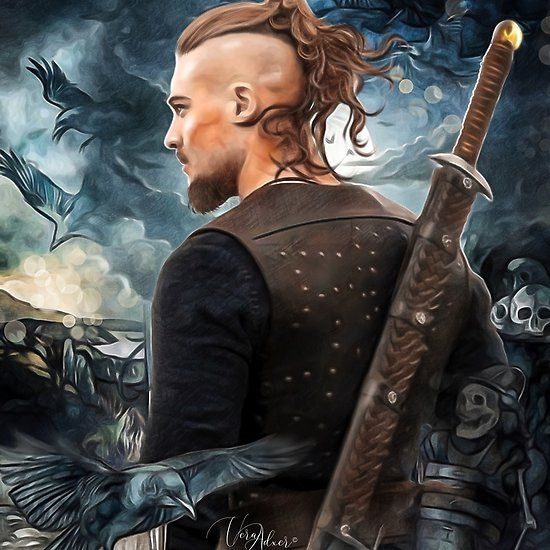 The Last Kingdom Season 4 Uhtred Alexander Dreymon Kingdom