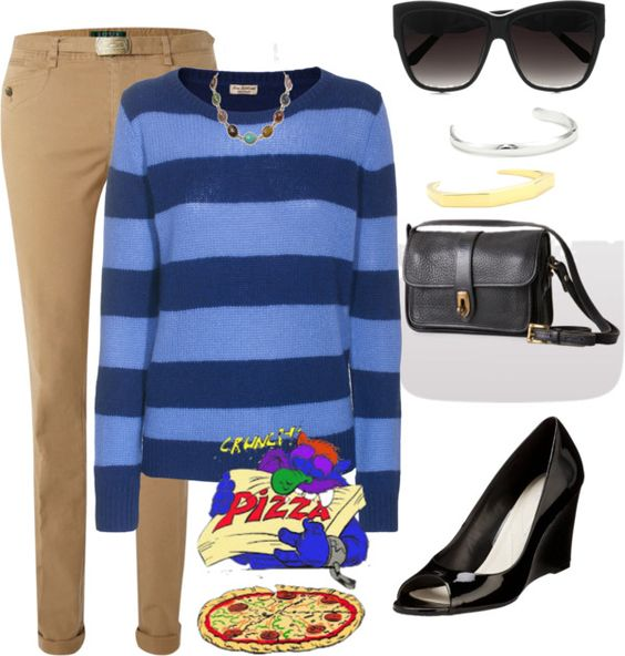 """""""Pizza night"""" by loveafare on Polyvore"""