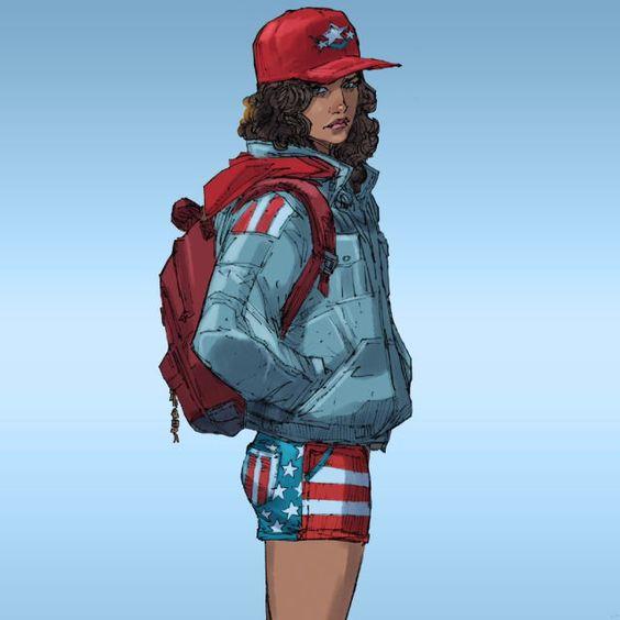 America Chavez: