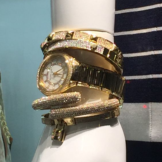 @michaelkors jewelry watch @barby_ds twitter