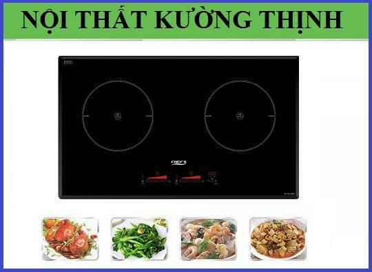 Bếp từ Chefs EH DIH888 dùng có tốn điện không