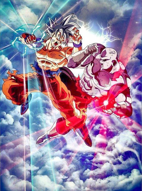 Jiren Vs Goku Dbs Anime Dragon Ball Super Dragon Ball Super Manga Dragon Ball Super Goku