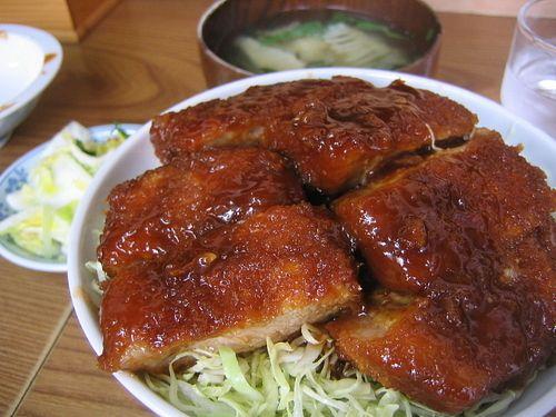 omame:    会津若松・いとう食堂 ソースかつ丼 - 写真共有のlivedoor PICS(ピクス)