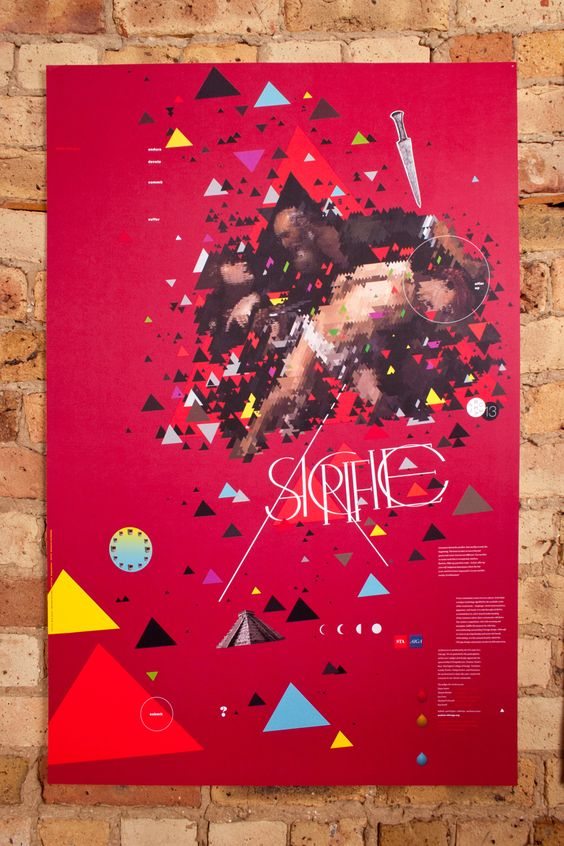 Chicago Design Archive13 Posters | Nick Adam
