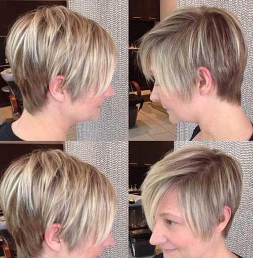 Fashionable Ladies Best Trendy Short Haircuts