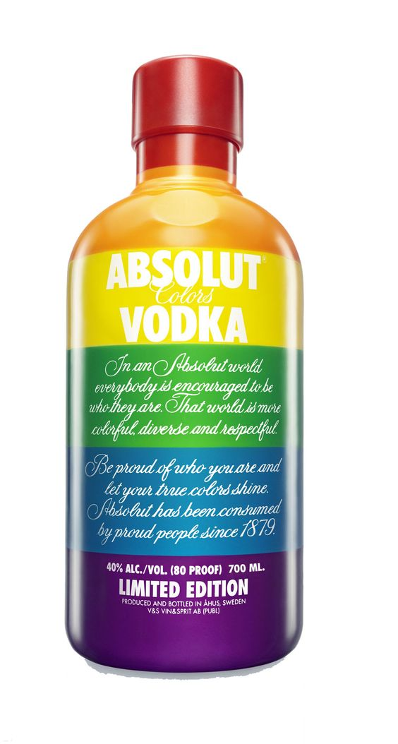 Absolut Rainbow