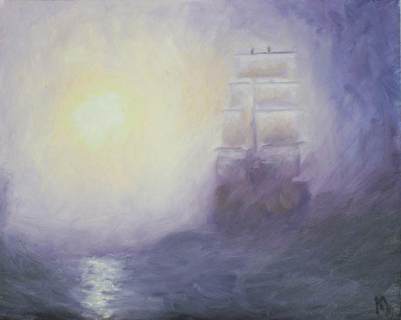 Inspirami - Inspiration & Creativity Egna målningar - inspirami.blogg.se
