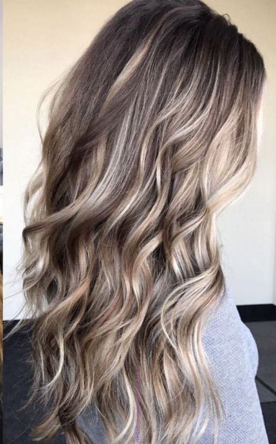 7 Lucky Spring Hair Color Blonde Highlights Enjoy A Great Spring