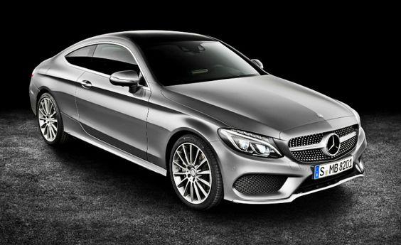 Mercedes Classe C Coupe, la baby Classe S