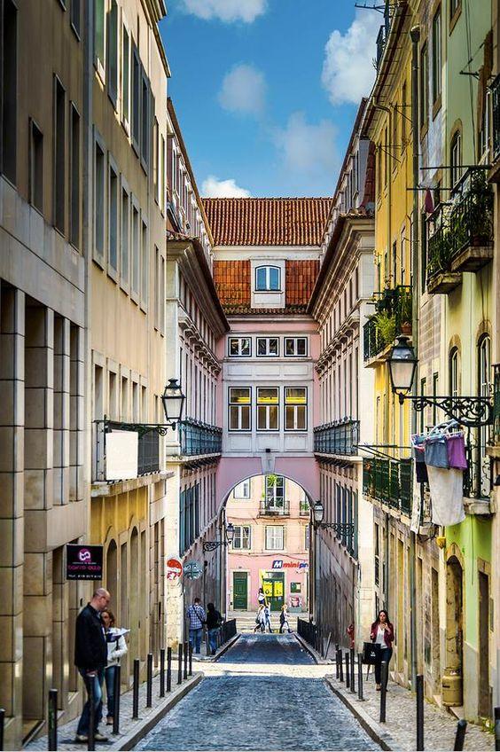 Rua da Rosa, Bairro Alto