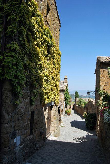 Civita Bagnoregia, Viterbo, Lazio, Italy
