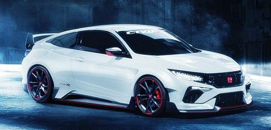 2017 honda civic type r specs and performance pinterest honda honda. Black Bedroom Furniture Sets. Home Design Ideas