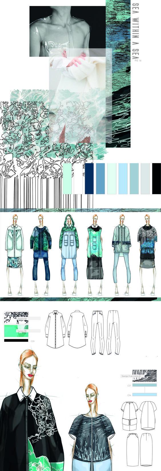 Fashion Sketchbook - fashion illustrations; fashion design development; fashion portfolio // Valeria Pulici