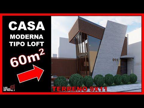 Modern House Type Loft 3d Virtual Route Of House Soho 011 Youtube Loft Moderno Casa Soho Soho