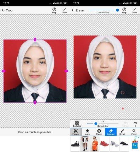 16 Warna Background Foto Buku Nikah 2019 Cara Merubah Warna Latar Belakang Foto Dengan Smartphone Download Cara Mengganti W Pas Foto Latar Belakang Gambar