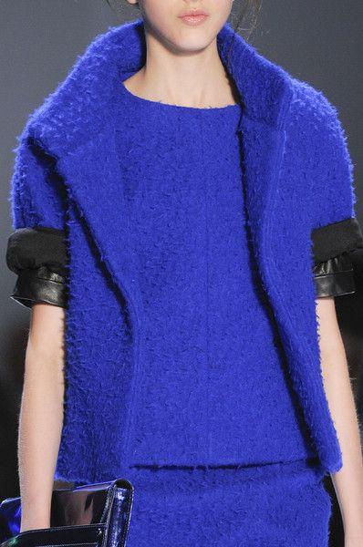Milly at New York Fashion Week Fall 2013 - Details Runway Photos