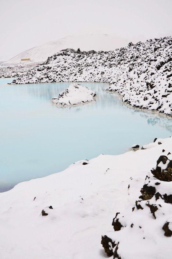 Blue Lagoon Iceland   by storyspinn
