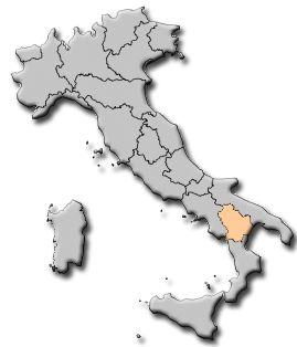 Region Basilikata