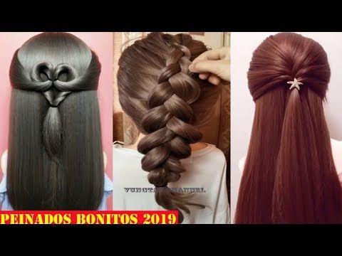 35 Peinados De Moda 2019 Peinados Faciles Y Rapidos Con Trenzas Peinados Cabello Trenzas Fac Peinados Faciles Y Rapidos Peinados Faciles Peinados De Moda