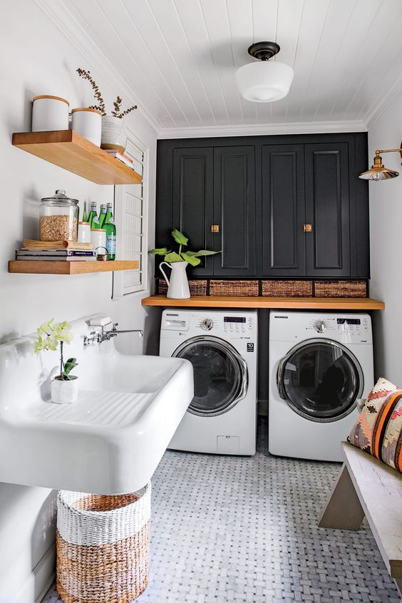 The Laundry Room Is One Of Our Favorite Rooms–And Here's Why | Southern Living