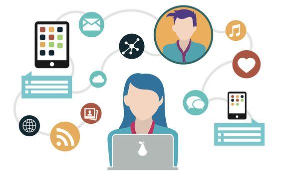Manual de buenas prácticas en las redes sociales - Buscar con Google