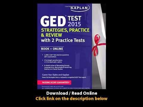 Ged Secrets Study Guide   Download eBook PDF/EPUB