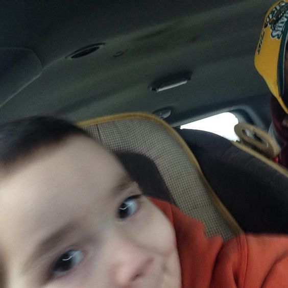 He didn't want to take a selfie at the time