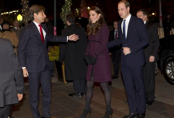 December 7, 2014 - Will & Kate From the Cheap Seats: 48 Hours Tailing the Royals