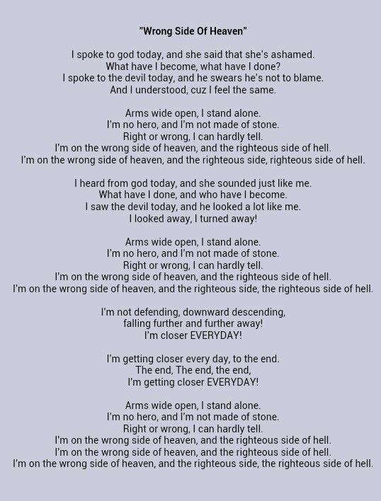 The Head and the Heart – Heaven Go Easy on Me Lyrics ...