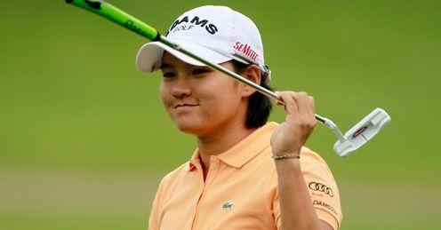 World number one Yani Tseng from Taiwan