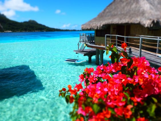 Bora Bora...a place so nice they named it twice!