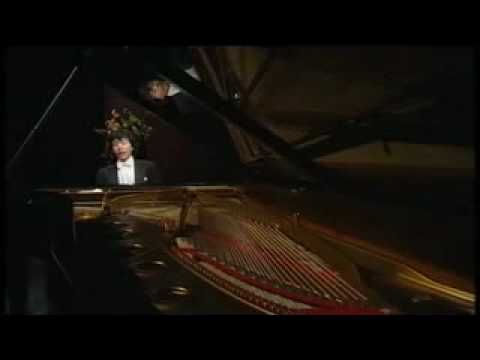 Yundi Li plays Sun Flowers by Wang (piano)
