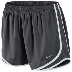 Nike Tempo Shorts - Women's - Anthracite/Anthracite/White/Matte Silver