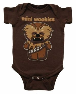 Ordering from here for our future baby. (5 more years!) Star Wars baby clothes
