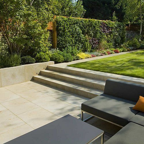 Contemporary Family Garden Design In St Johns Wood Designed And