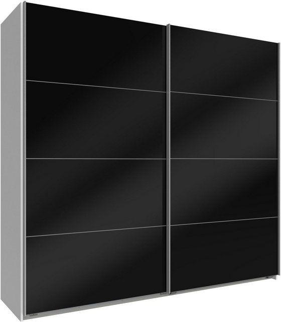 Wimex Schwebeturenschrank Easy Mit Vollglas Tile Floor