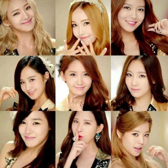 Hookup Members 2 Other Snsd Each