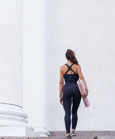 VanillaShanti Sustainable Yoga Wear