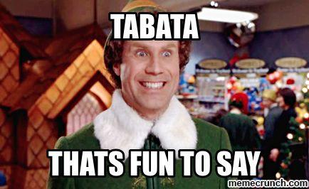 Tabata elf                                                                                                                                                                                 More: