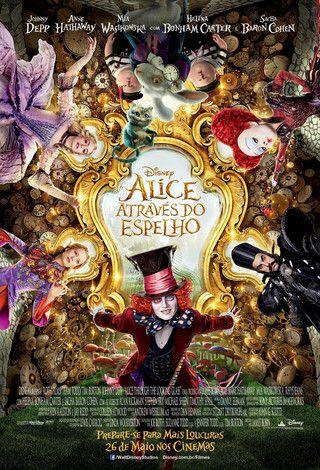 Alice Através do Espelho: