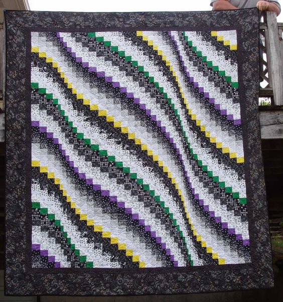 """""""@Missouri Star Quilt Company if I won the Chevron fat quarter bundle I would make.....a quilt to put up for my son's wedding gift."""""""